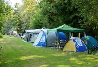 große Zeltplätze - traditionelles Campingerlebnis