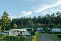 """Komfortstellplätze auf dem Campingplatz """"Auf dem Simpel"""""""