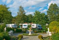 Barock-Garten im Camping-Park