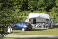 unser Campingplatz ist ruhig gelegen und ohne Animation