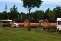 Camping Fässer