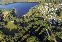 Der KNAUS Campingpark Oyten an der südlichen Stadtgrenze Bremens