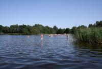 Der Oyter See am KNAUS Campingpark Oyten