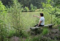 Genießen und Entspannen am großen See
