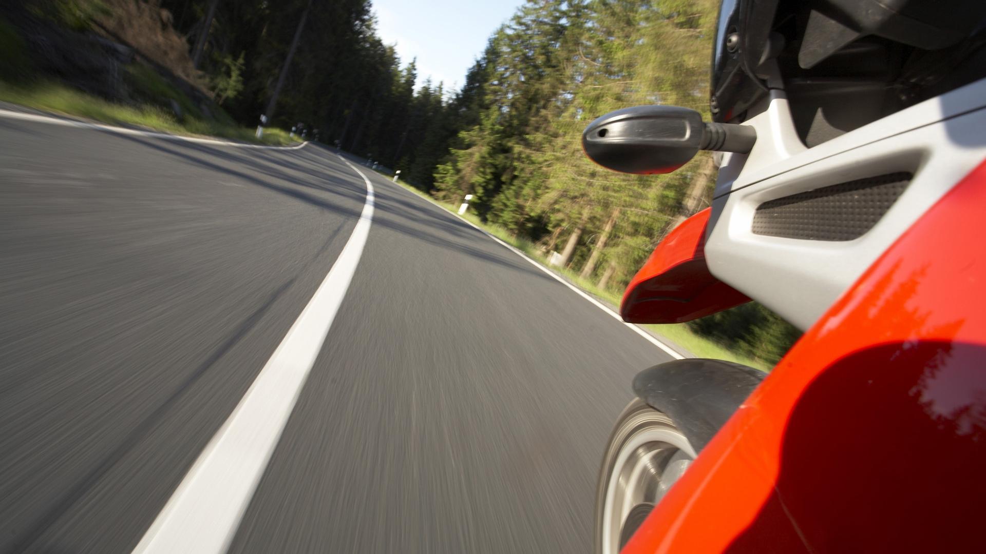 Motorrad Tour im Harz