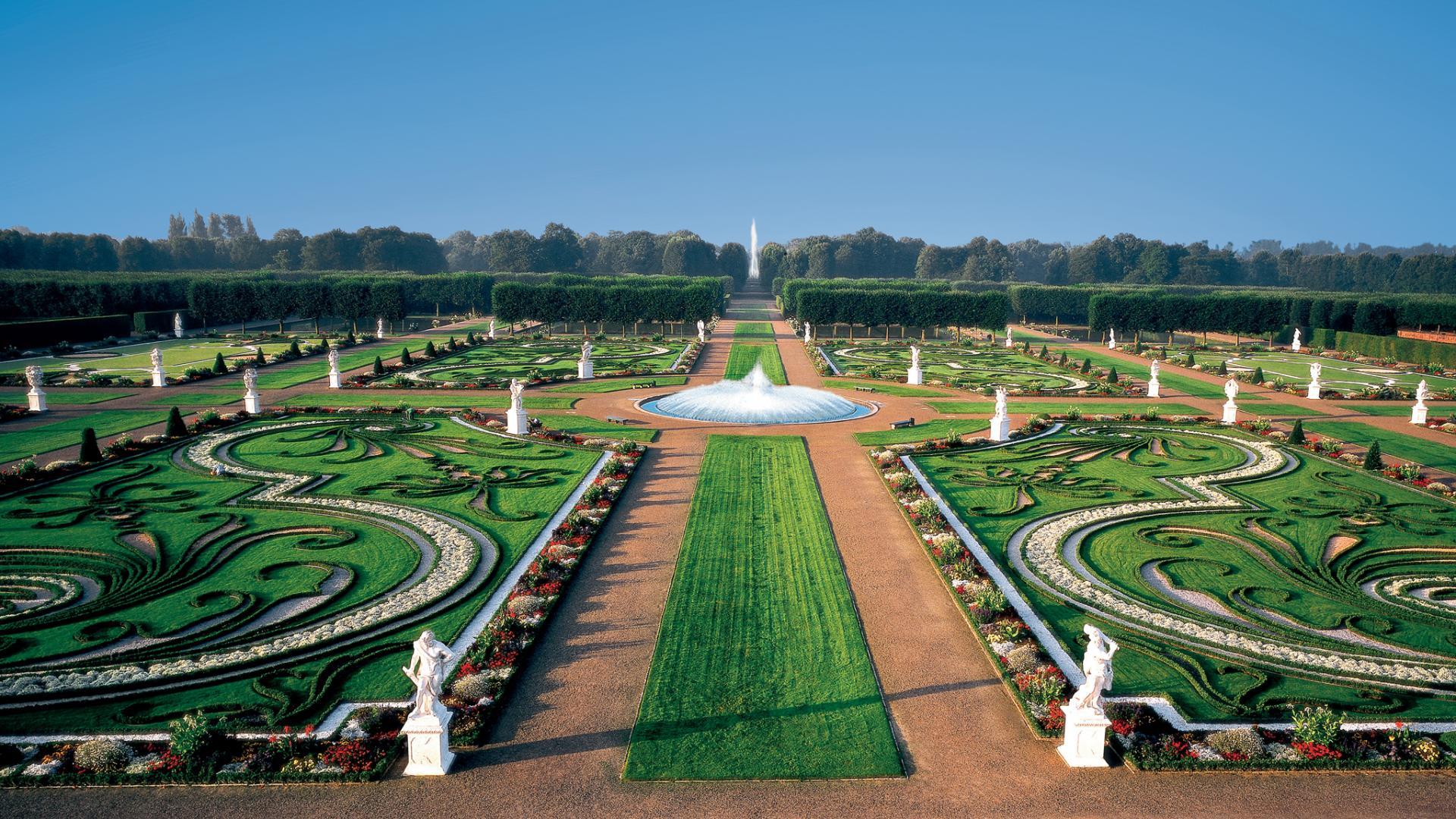 Herrenhaeuser Garten
