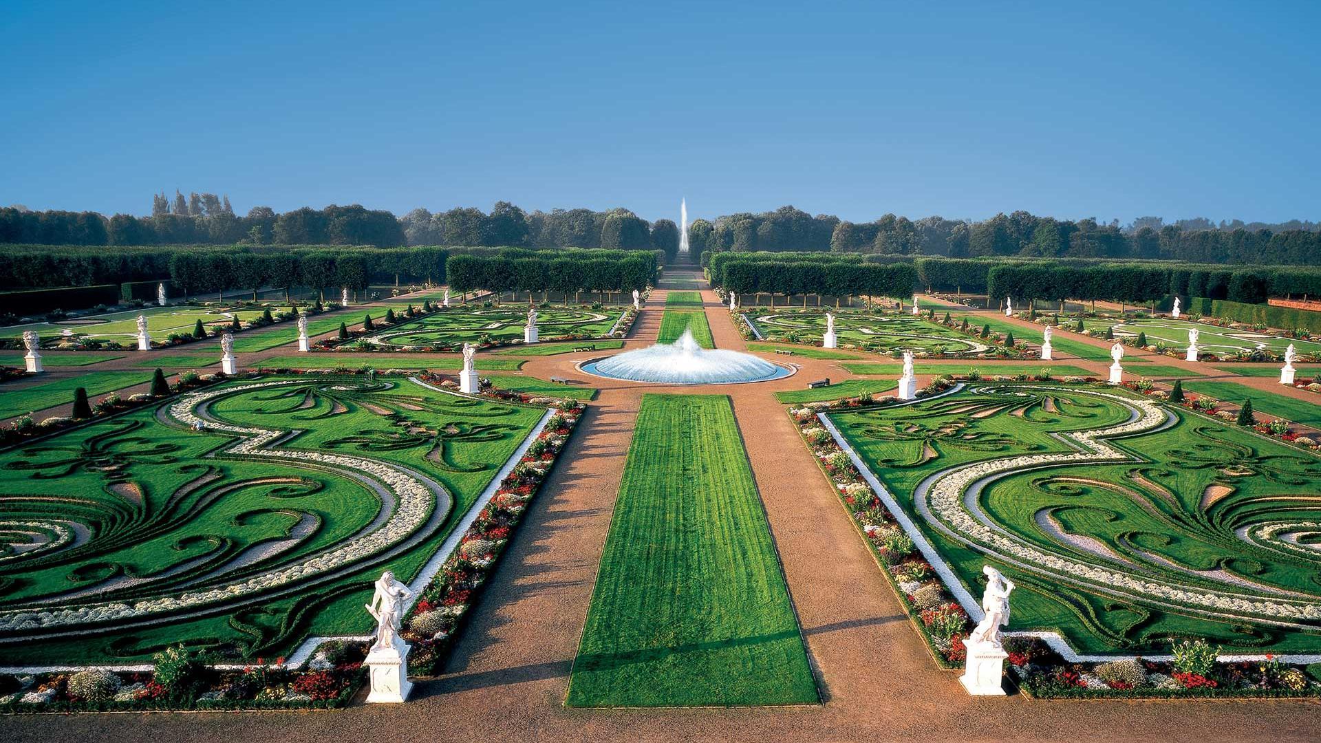 Herrenhaus Gärten Hannover