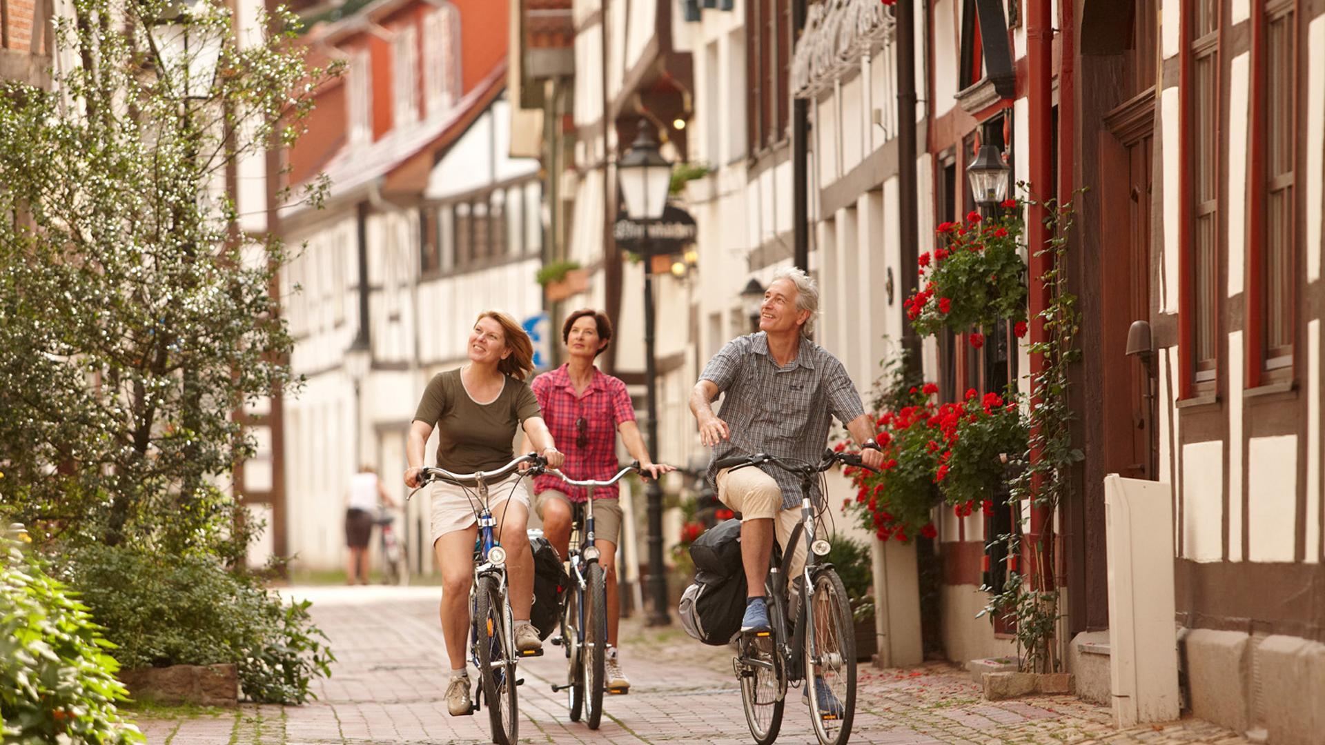 Radfahren in Niedersachsen
