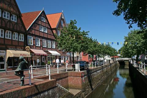 Alter Hafen von Buxtehude